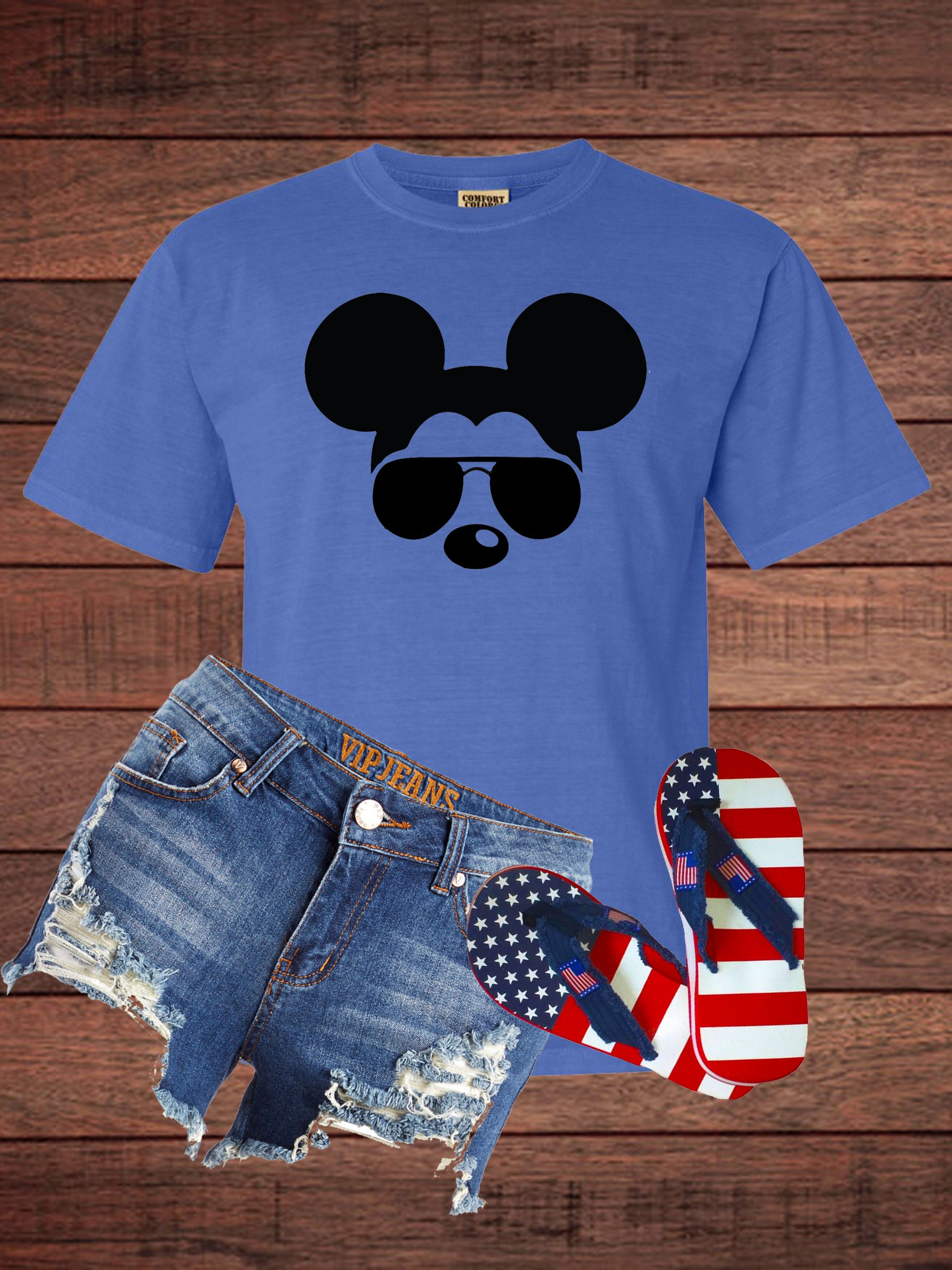 Cool Mickey Comfort Color