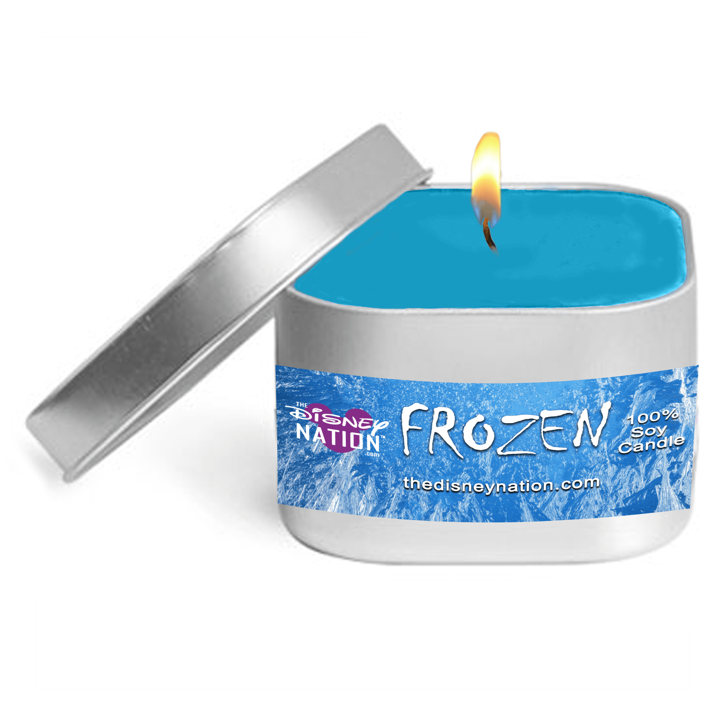 Frozen Fragrance Candle Small