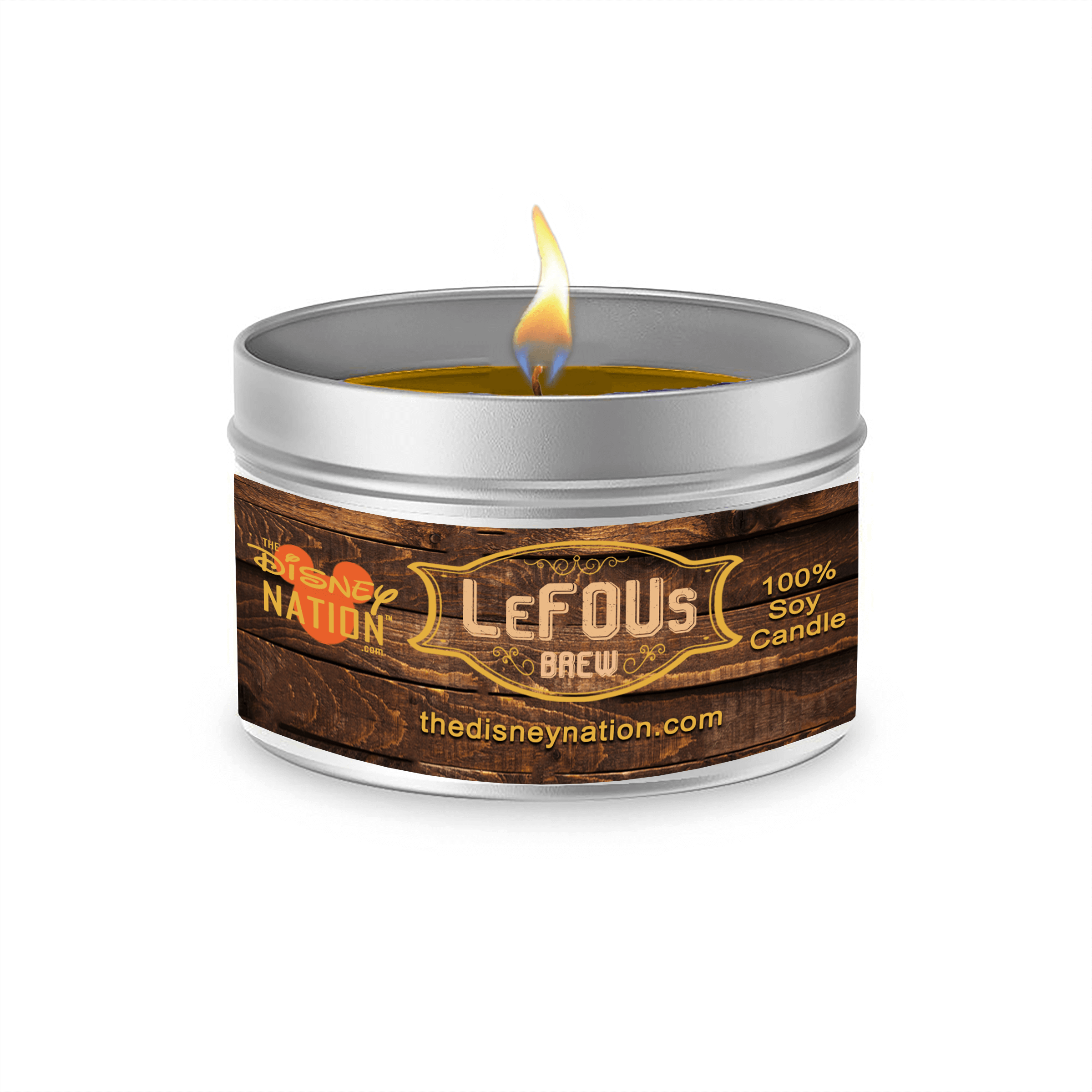 LeFou's Brew Fragrance Candle Large