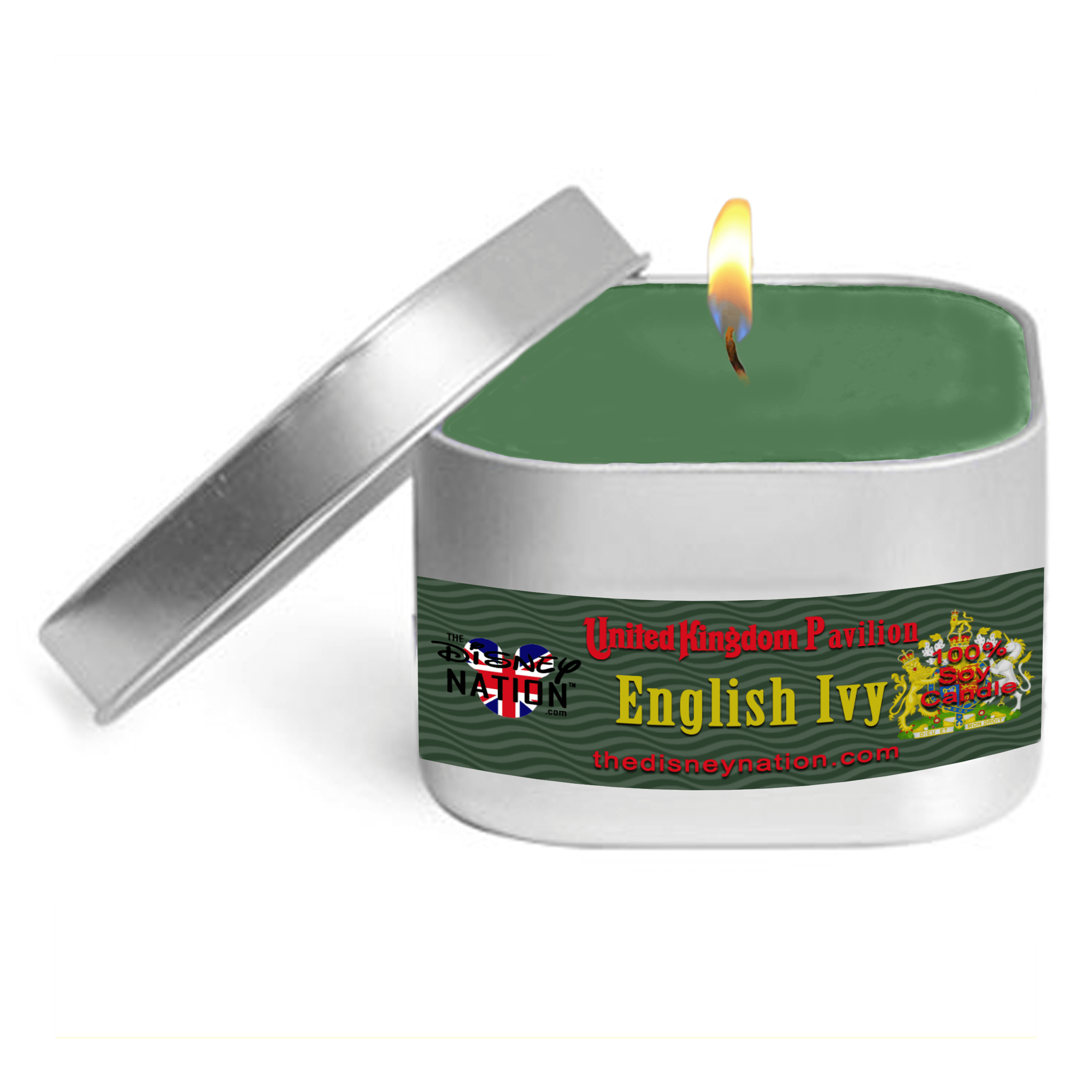 UK Pavilion - English Ivy Candle Small